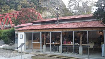 カフェ「おもいでの家」3